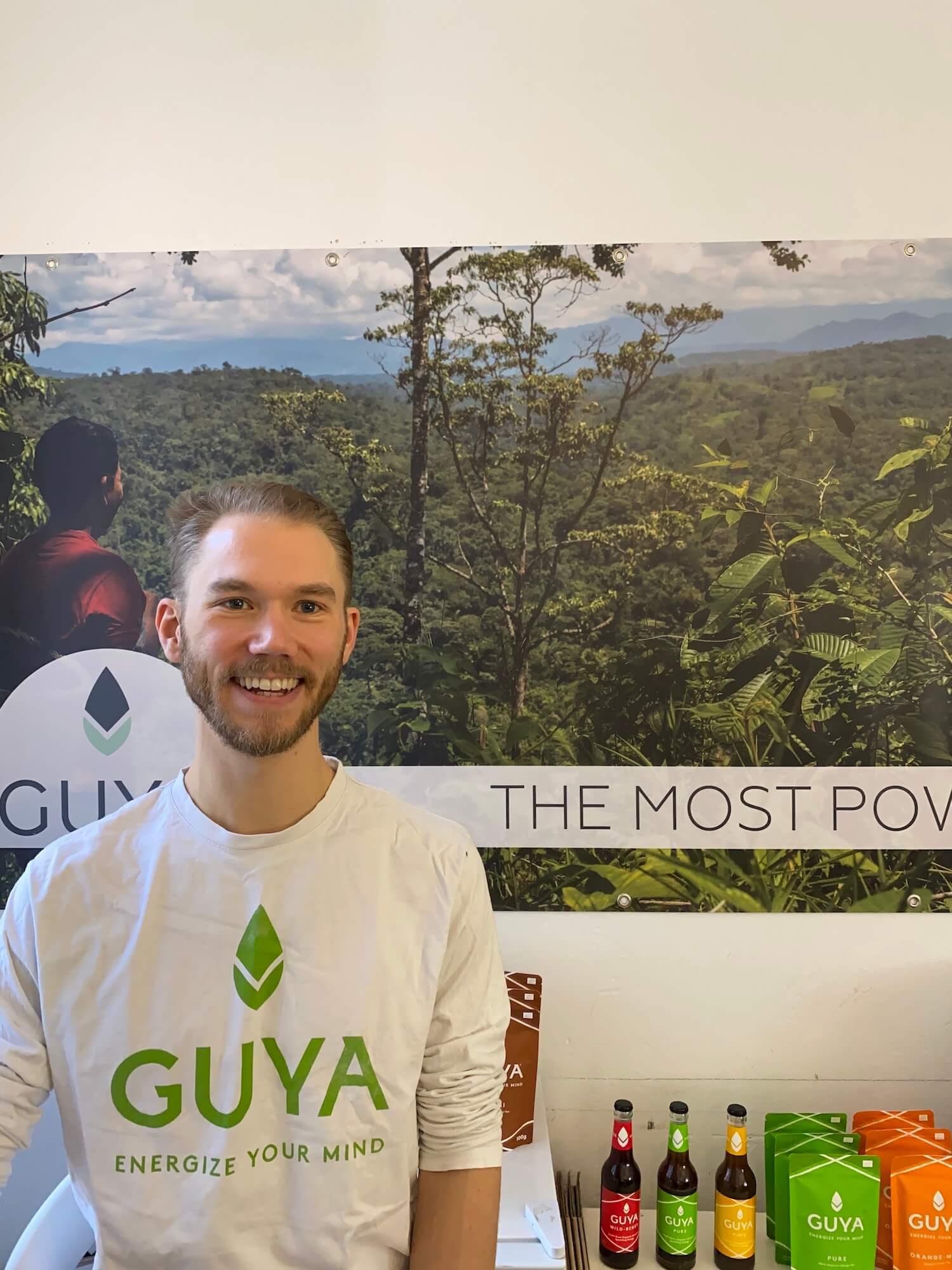 Drink Guya: Guayusa die Super-Pille. Sebastian Freidank #653