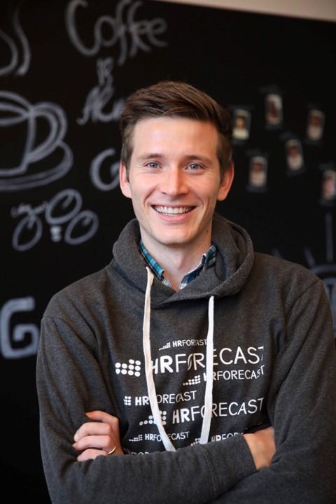 KI im Personalwesen mit HRForecast. Florian Fleischmann #652